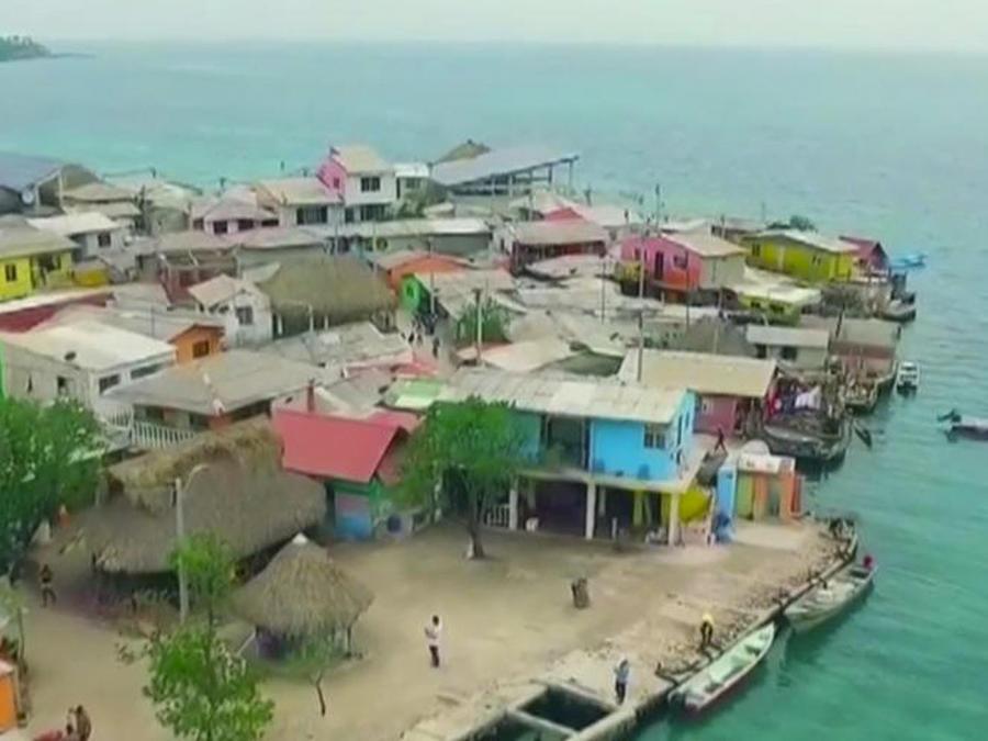 isla de colombia