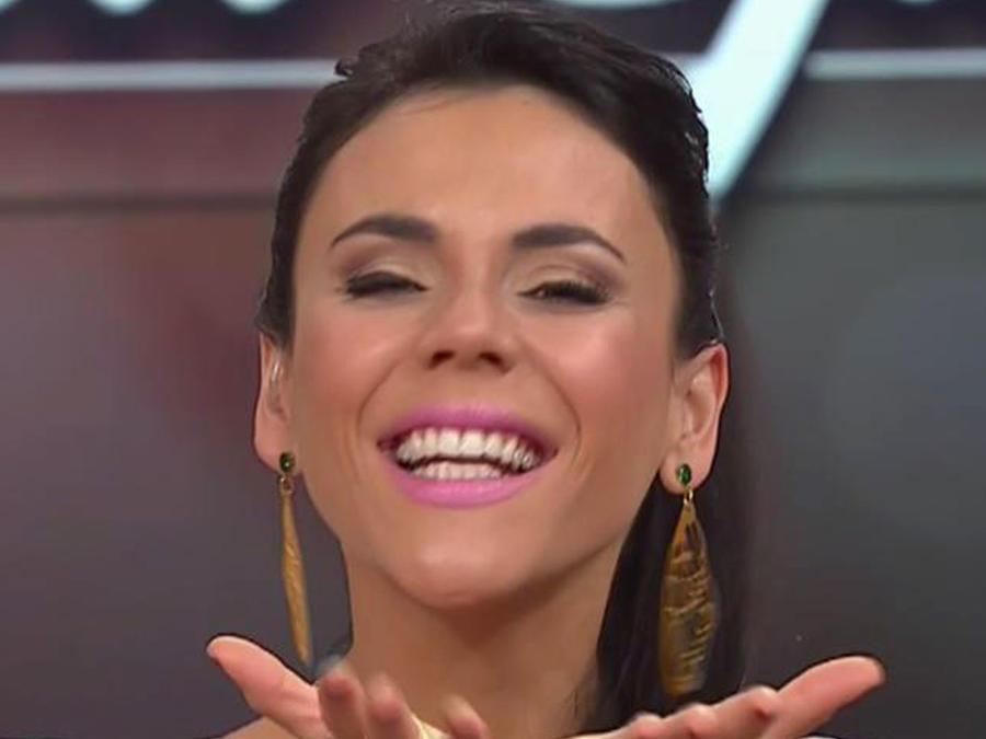 Carolina Gaitán está feliz por su exitoso presente