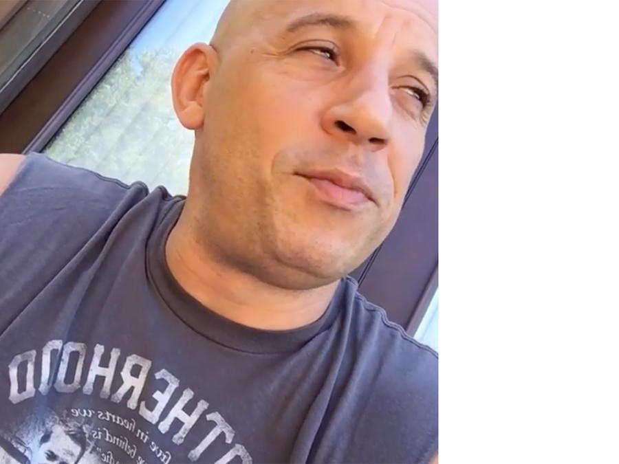 Vin Diesel revela cuál fue el deseo de cumpleaños de su hijo