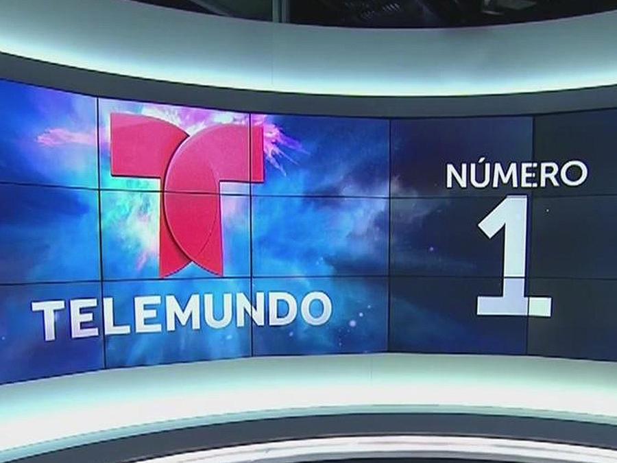 logotipo de telemundo