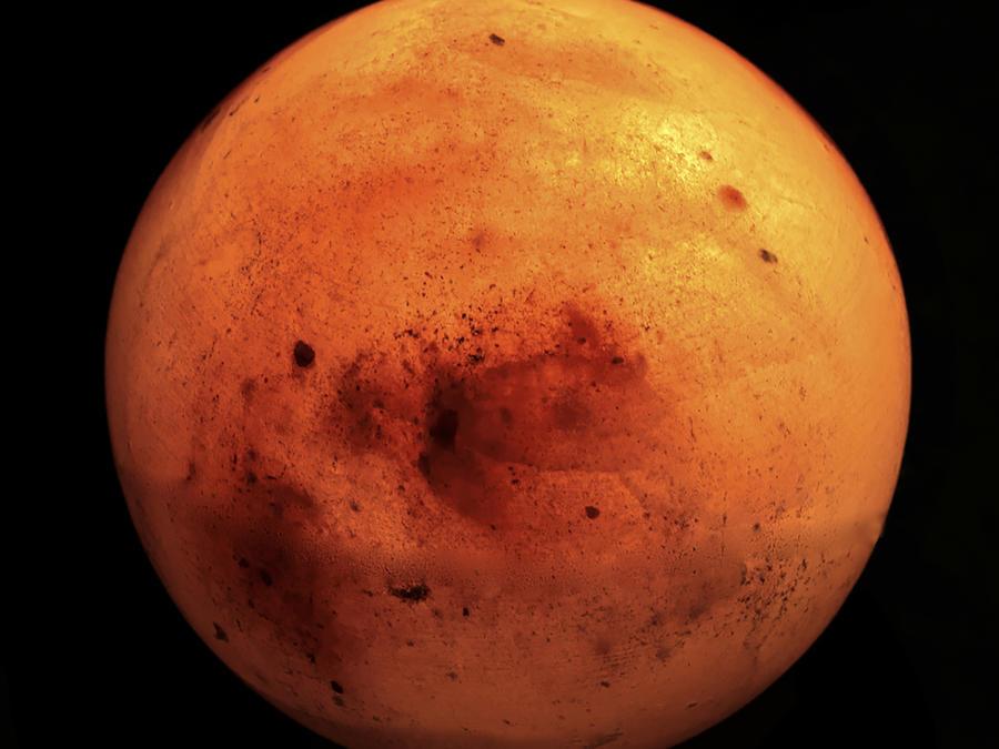 Concluye simulacro de misión a Marte