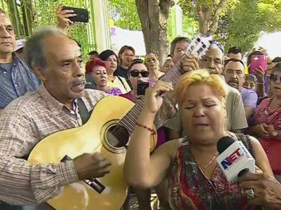 """Ciudad Juárez espera última visita de """"El Divo"""""""
