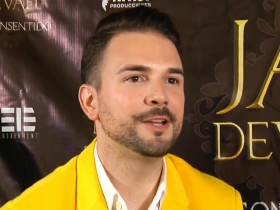 Jas Devael y su último encuentro con Juan Gabriel