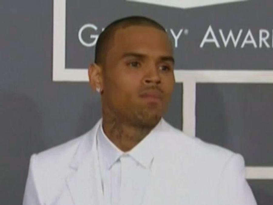 Chris Brown detenido por supuesta agresión con arma