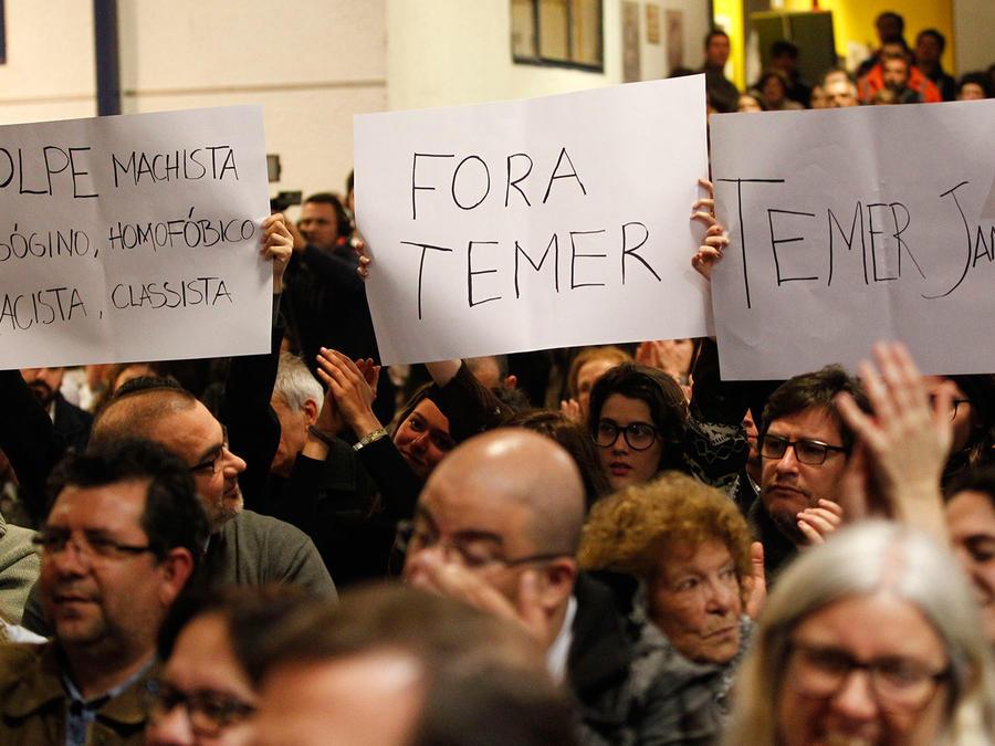 Nuevos tiempos e incertidumbre para Brasil