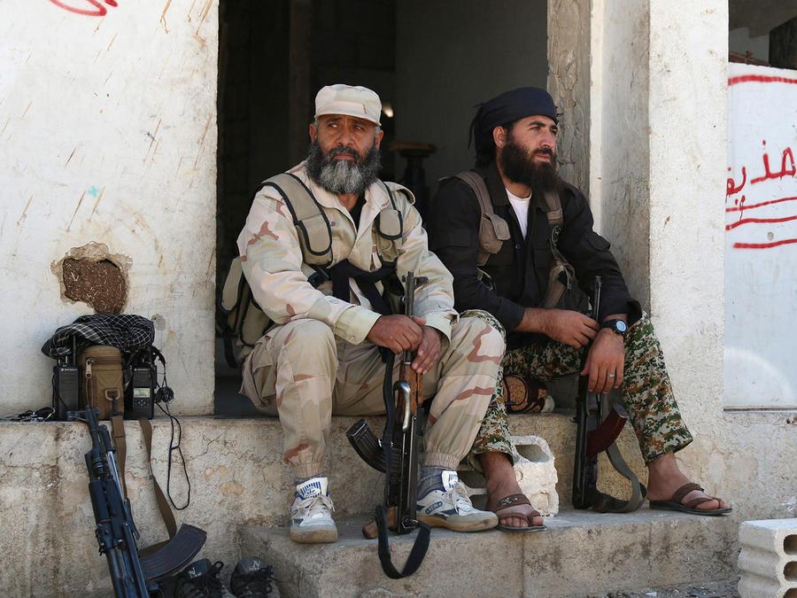 Rusia y EEUU acuerdan cese de fuego en Siria