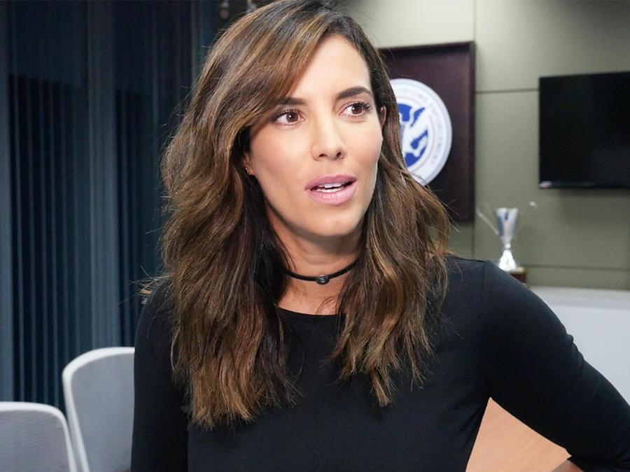 Gaby Espino, Indira, entrevista, Señora Acero 3, La Coyote