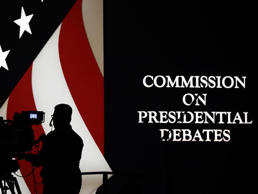 Gran expectativa ante el debate entre Clinton y Trump