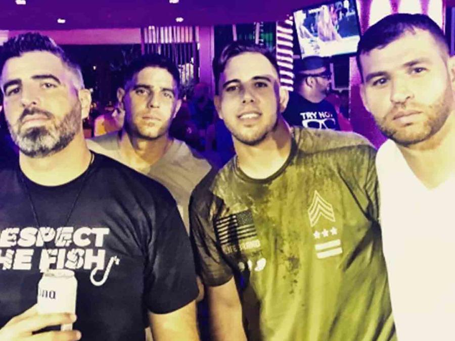 Jose Fernandez y sus amigos