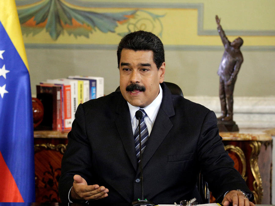 Maduro inunda mercados