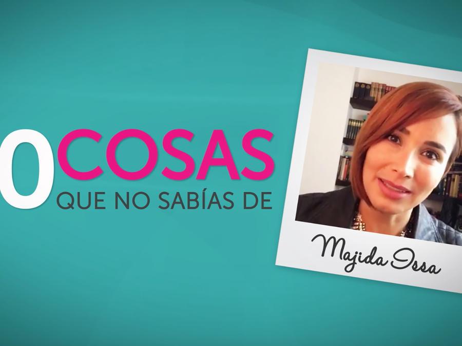 10 cosas de Majida Issa Video