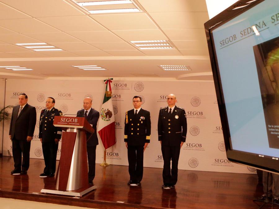 arresto clave en mexico