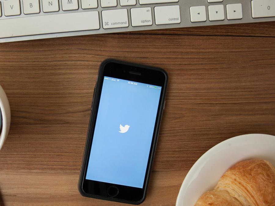 twitter en celular