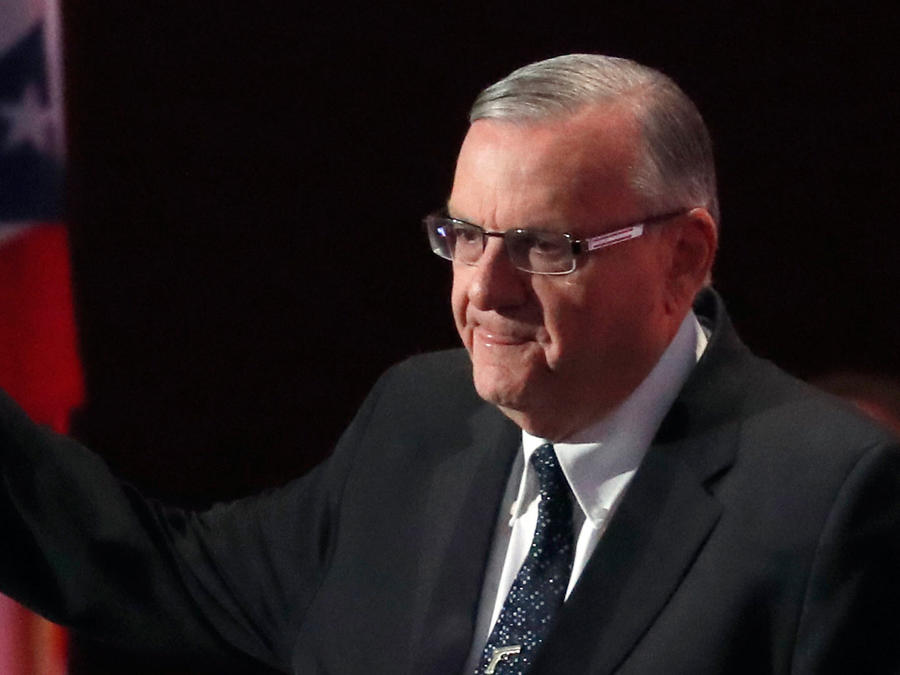 reeleccion de joe arpaio