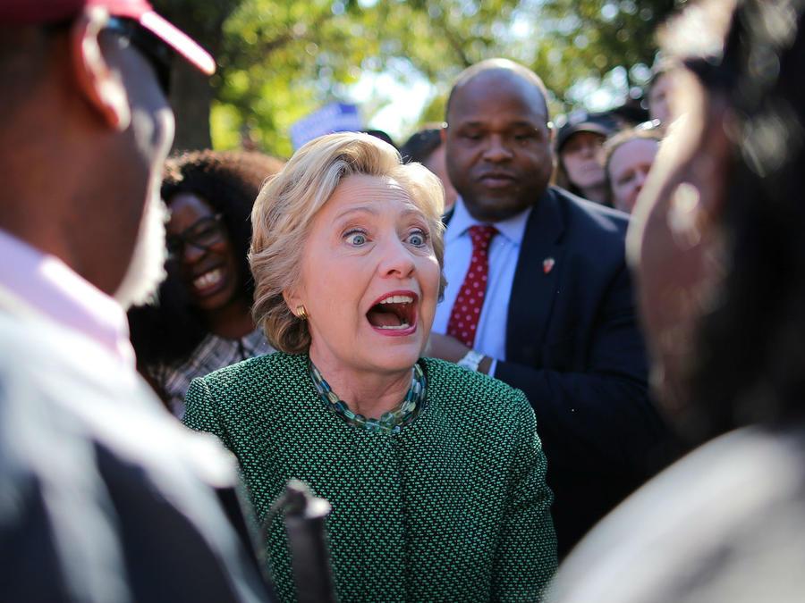 Hillary Clinton sube en encuestas