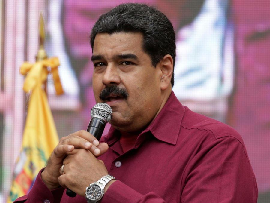 Se complica situación en Venezuela