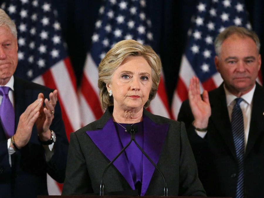 Hillary Clinton ganó voto popular
