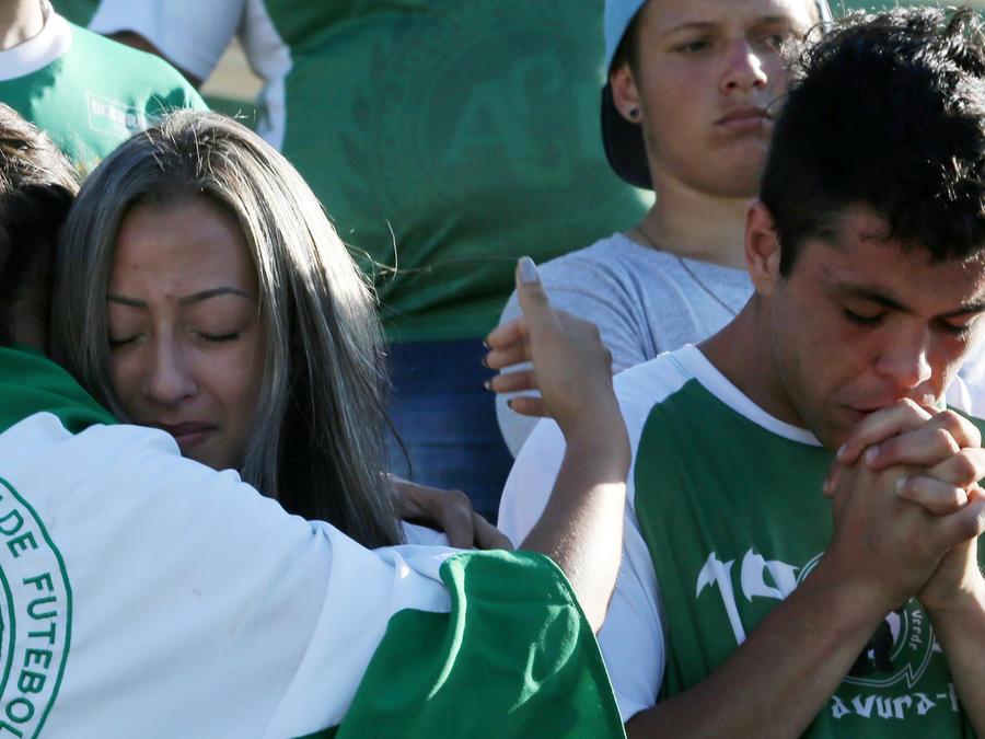 brasil llora a su equipo