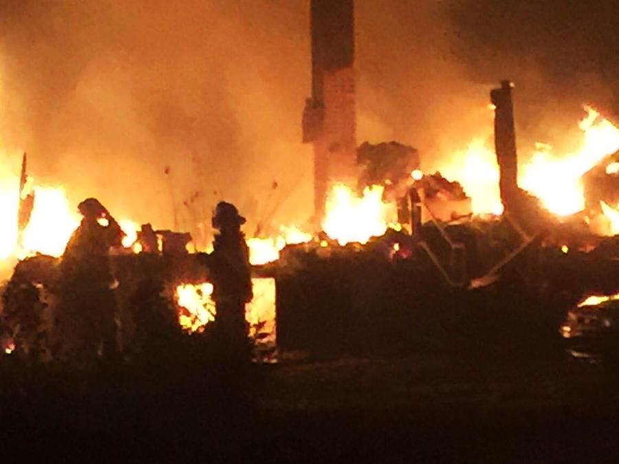 Incendios forestales causan estragos en Estados Unidos