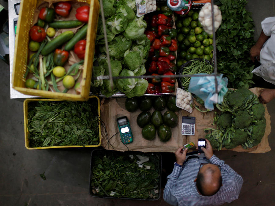 mercado en venezuela