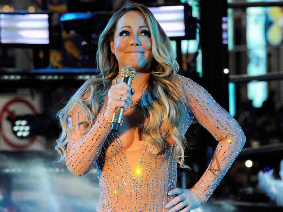 ¡Mariah Carey protagoniza un escándalo en New York!