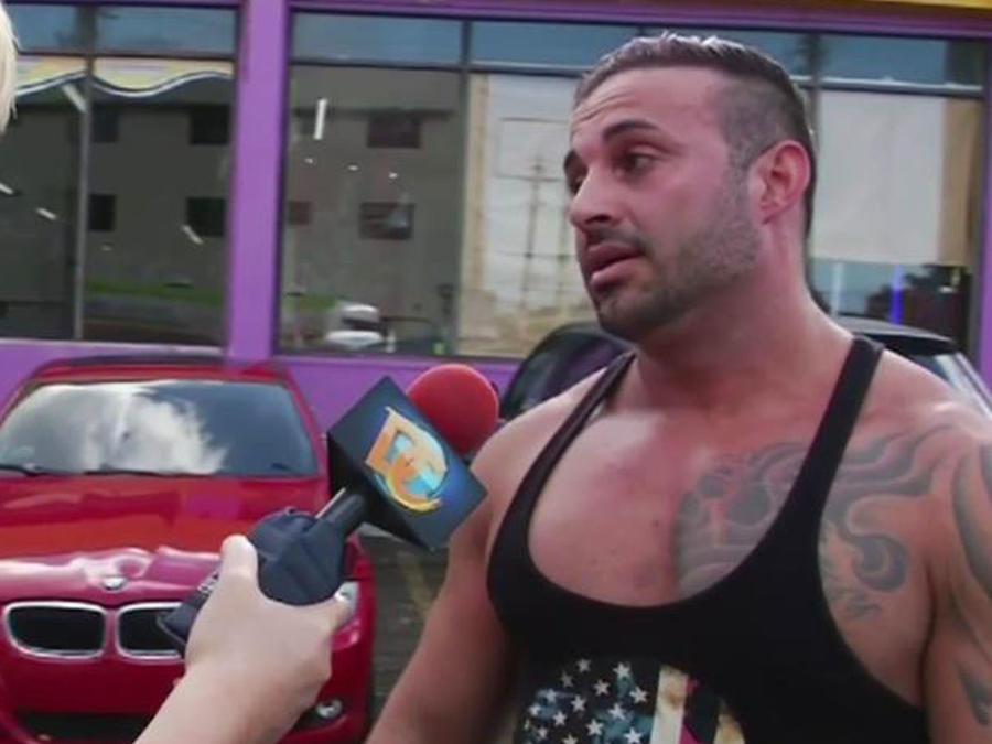 Hermano de Ricky Martin habla sobre la salud de su padre