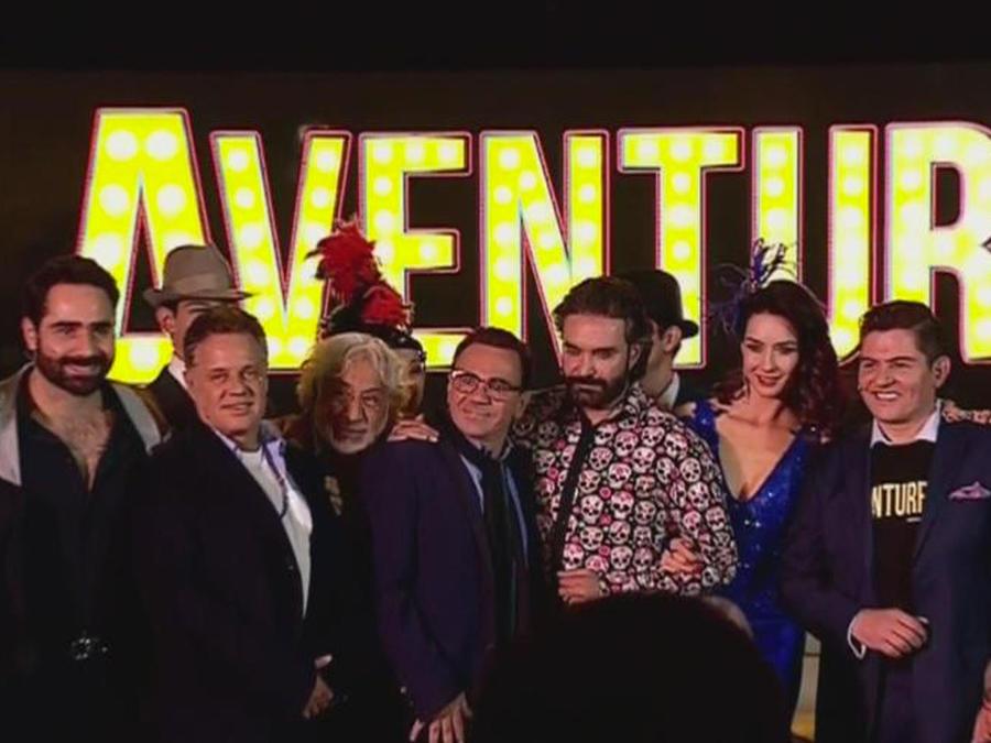 elenco de aventurera