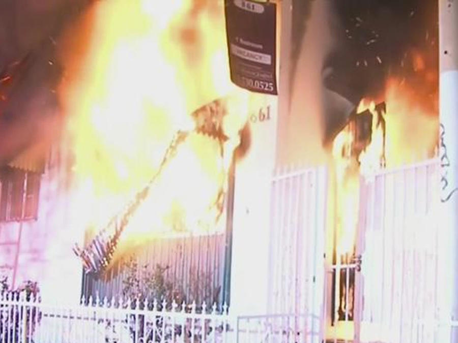 incendio devora vivienda