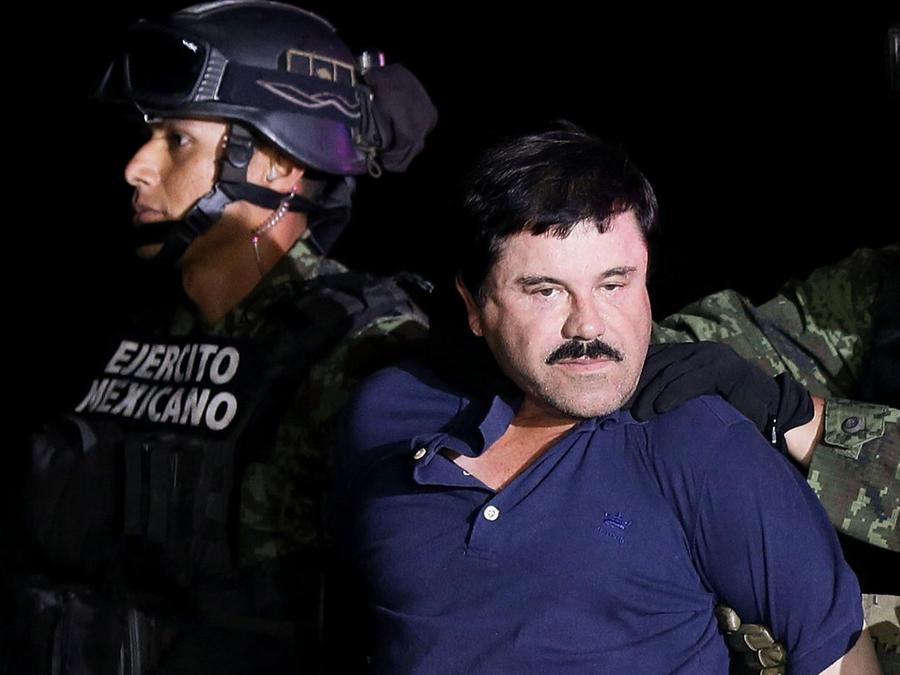 Chapo Guzmán: célebre por sus fugas de película
