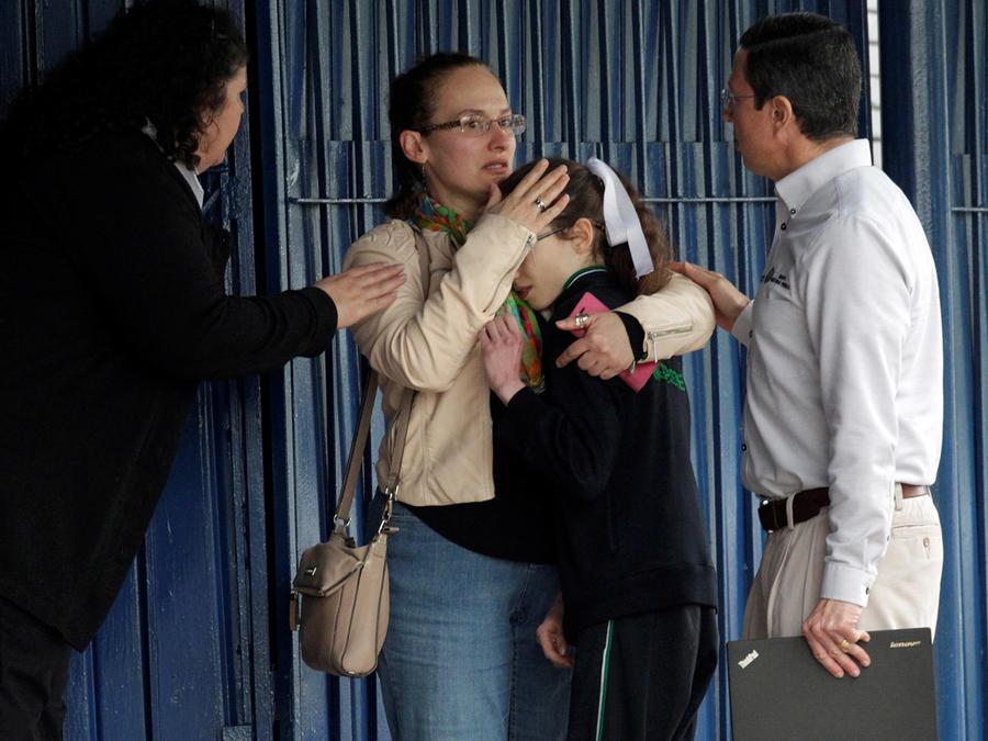 Agresor de escuela mexicana había dado señales de sus intenciones