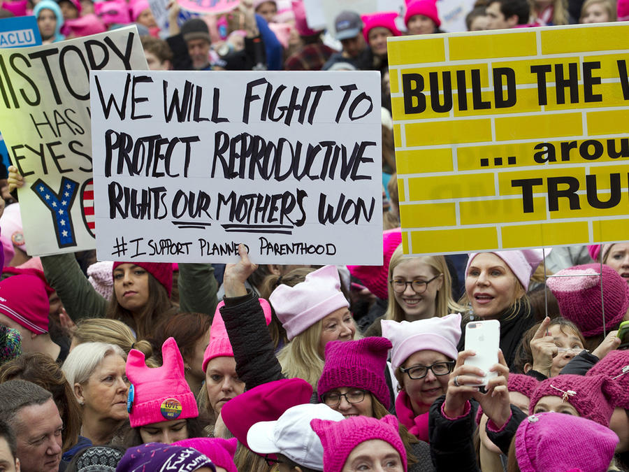 Los Angeles lucha por los derechos de las mujeres