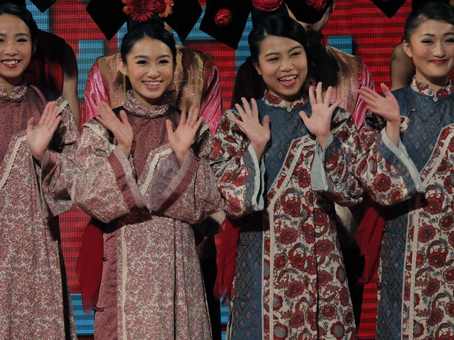 Miles de festejos por el Año Nuevo Chino