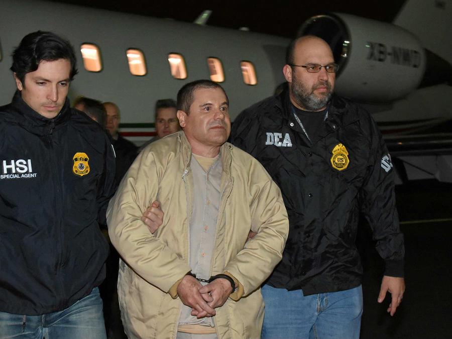 Extradición de El Chapo bajo la lupa