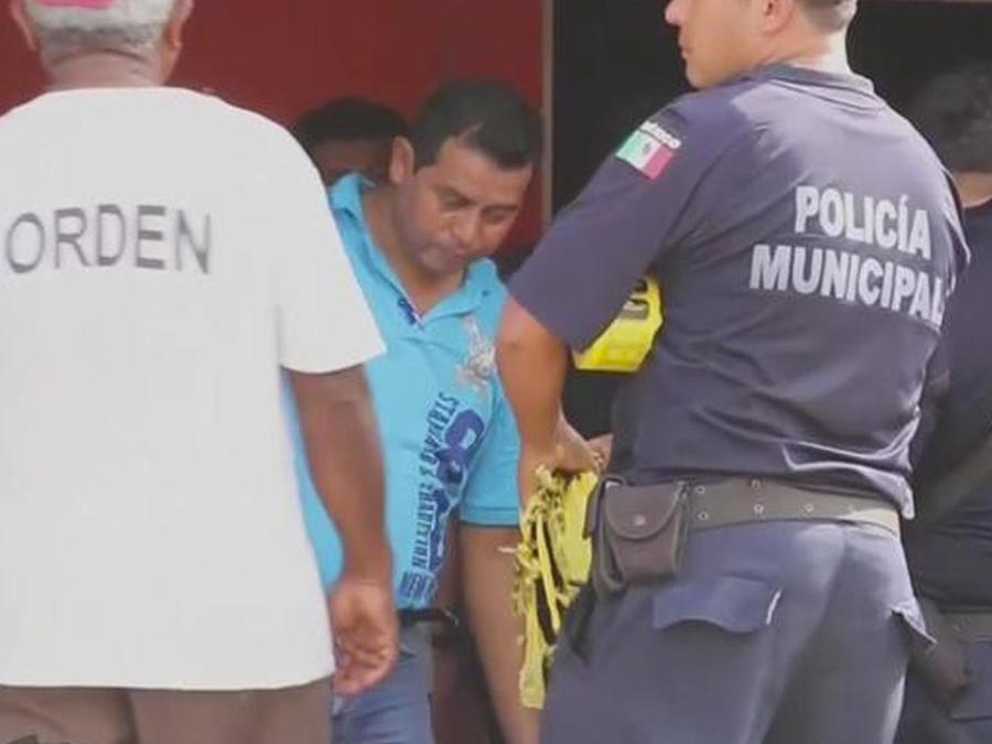 policias involucrados en violacion