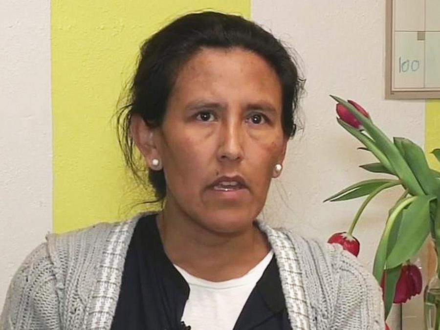 madre con orden de deportacion