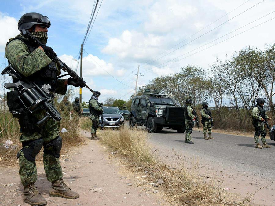 Detenido el jefe de sicarios del Cartel de Sinaloa
