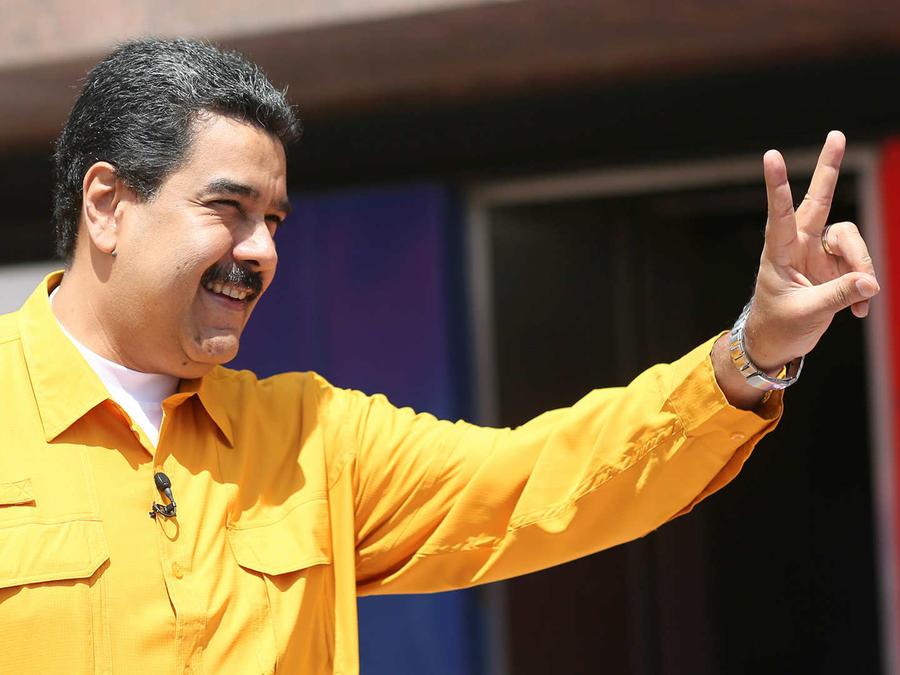 Gobierno venezolano cauteloso con Donald Trump