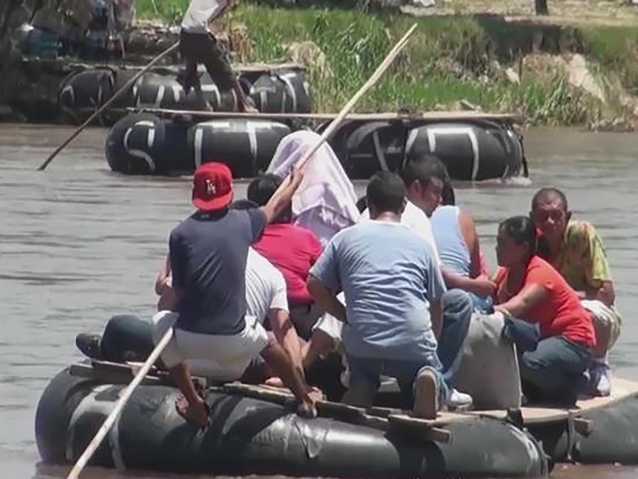 México recrudece la deportación de guatemaltecos