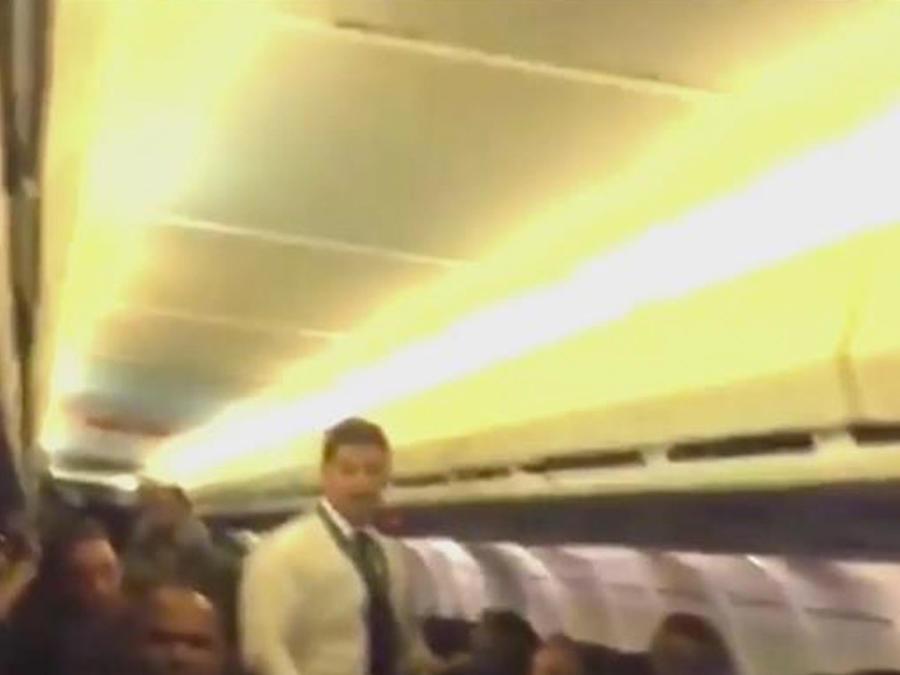 miedo en avion