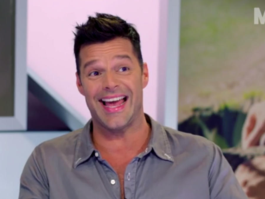 Ricky Martin tells us about his new Vegas residency