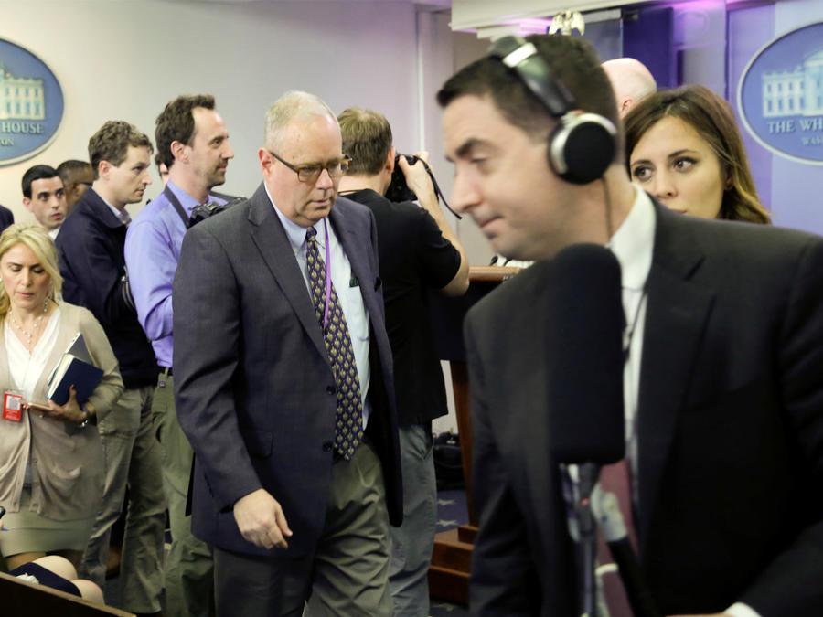 casa blanca reporteros