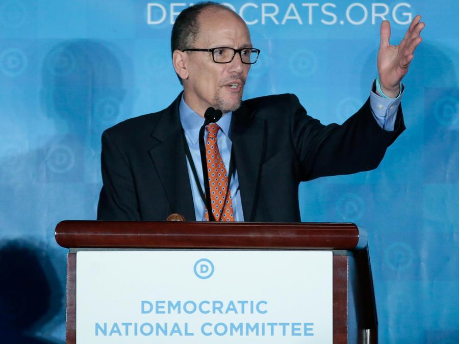 Partido Demócrata elige por primera vez un hispano para presidirlo