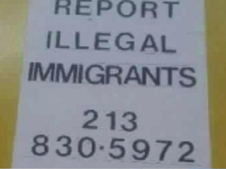 Un aviso de inmigración genera pánico en todo el país