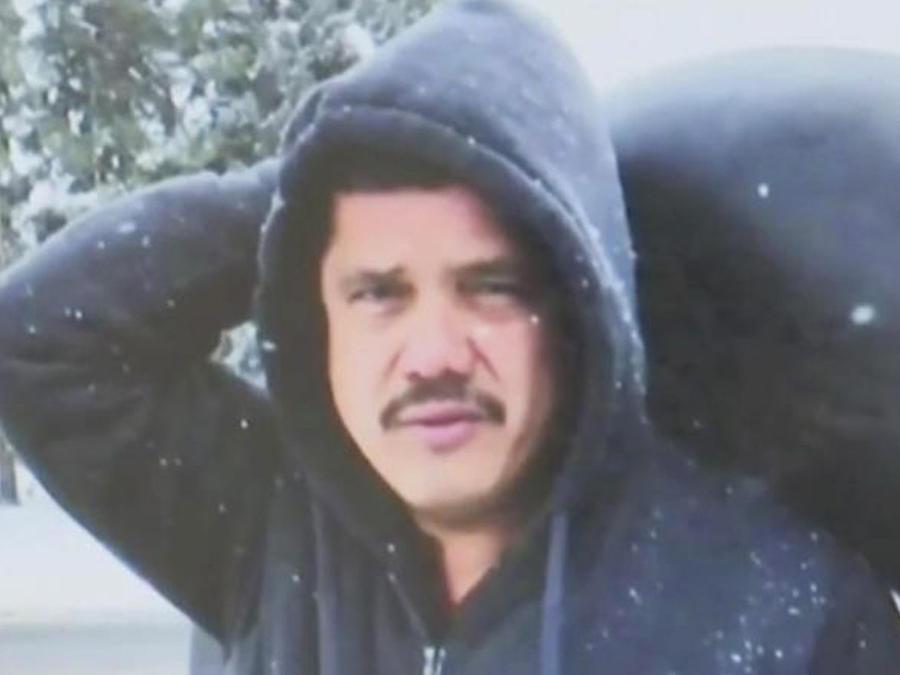 padre detenido en inmigracion