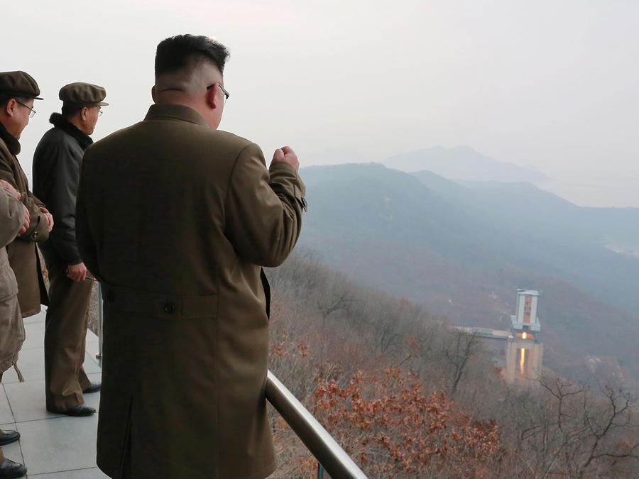 Nuevo ensayo nuclear norcoreano preocupa a Estados Unidos