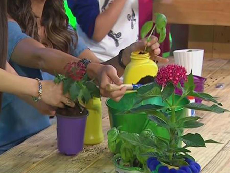 Descubre cómo puedes decorar con elementos reciclados