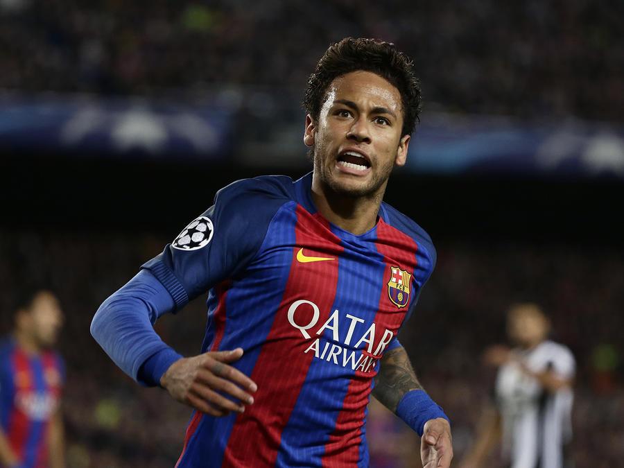 Barcelona no sabe si contará con Neymar en clásico frente al Real Madrid
