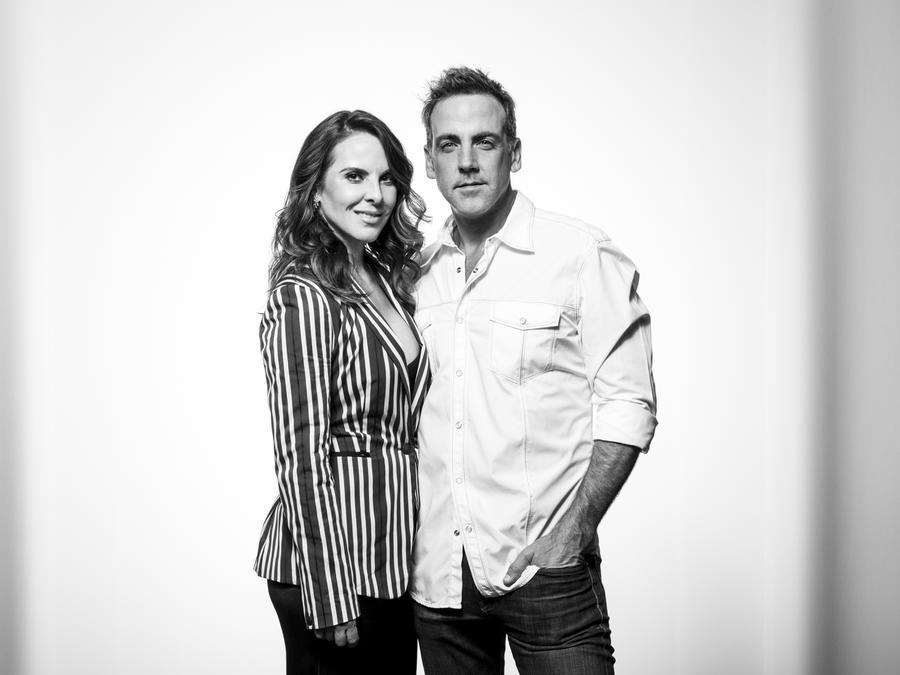 Kate del Castillo y Carlos Ponce