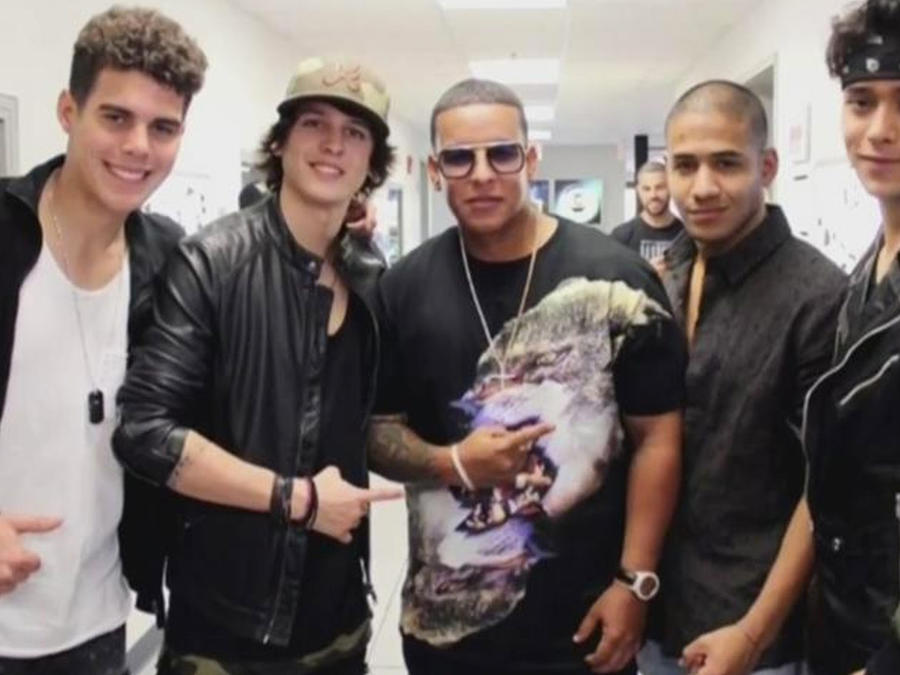 cnco con daddy yankee