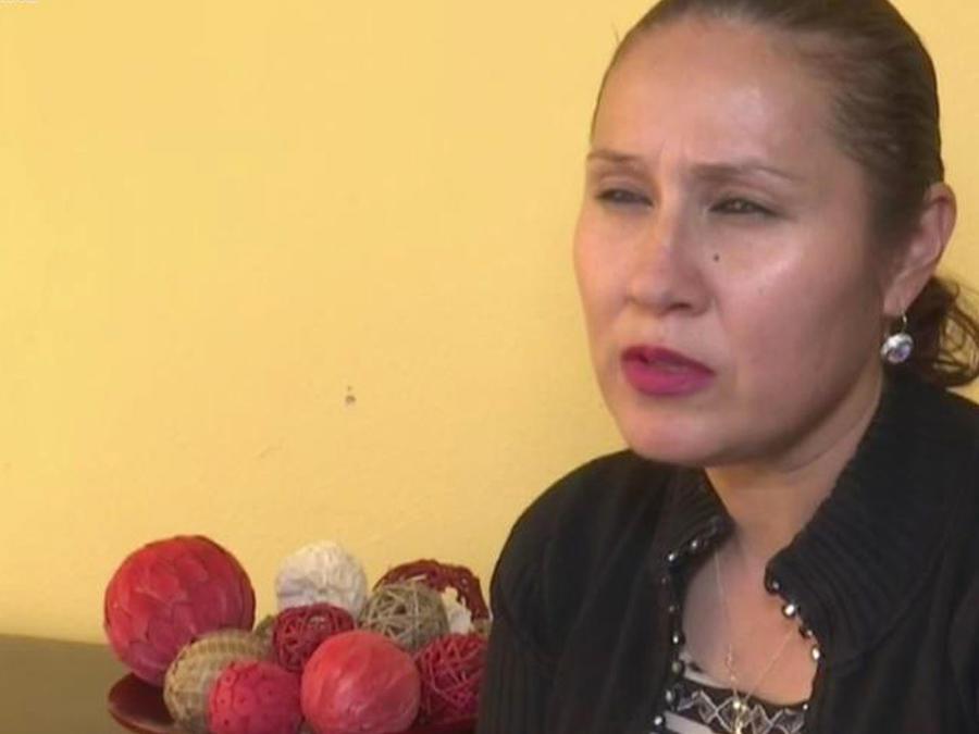 ¡Una madre de un niño autista teme ser deportada!